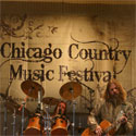 Jamey Johnson at the 2009 Chicago Country Music Festival